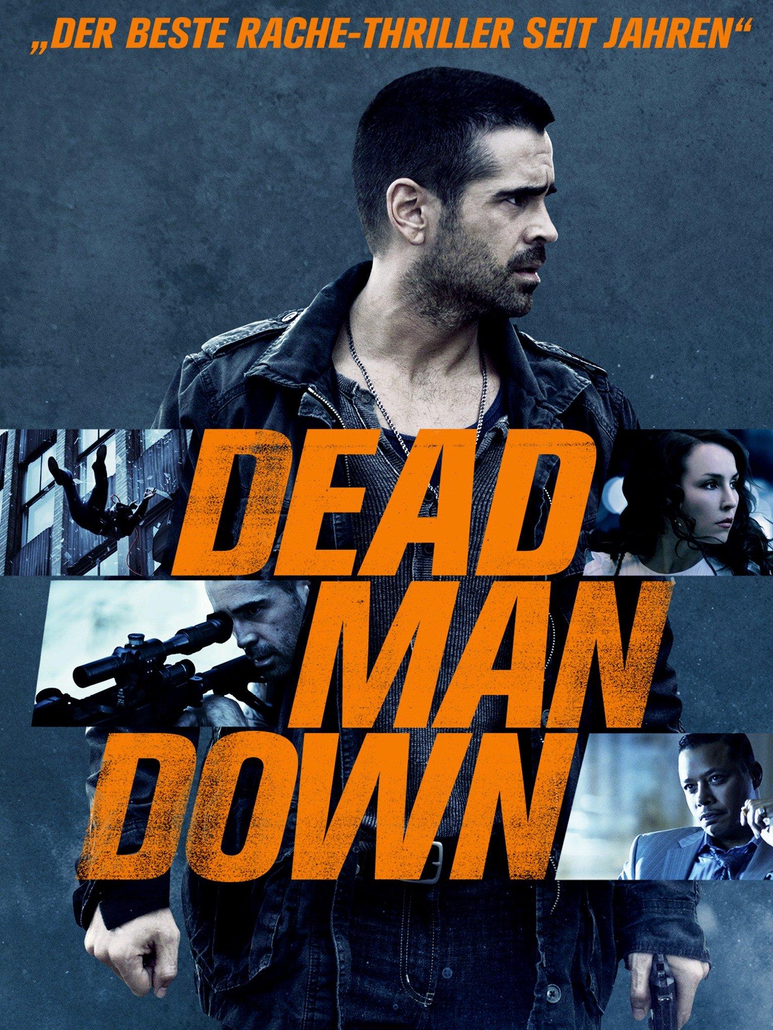 Dead Man Down 2013 Rotten Tomatoes