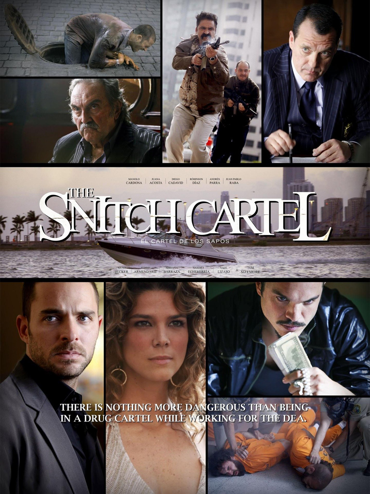 El cartel de los sapos (The Snitch Cartel)