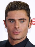 portrait of Zac Efron