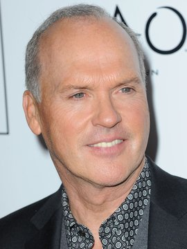portrait of Michael Keaton