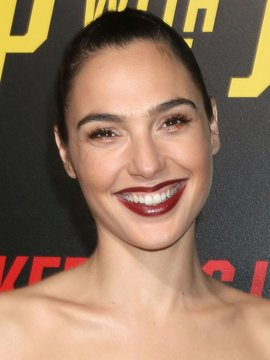 portrait of Gal Gadot