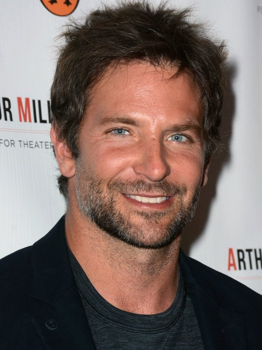 portrait of Bradley Cooper