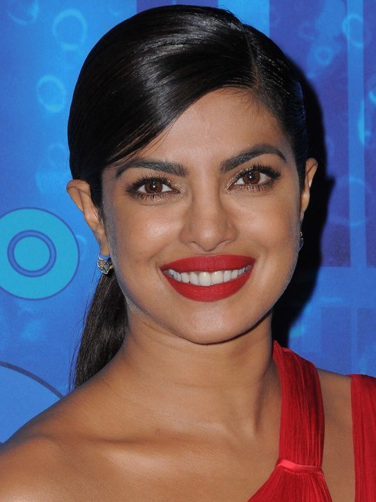 portrait of Priyanka Chopra