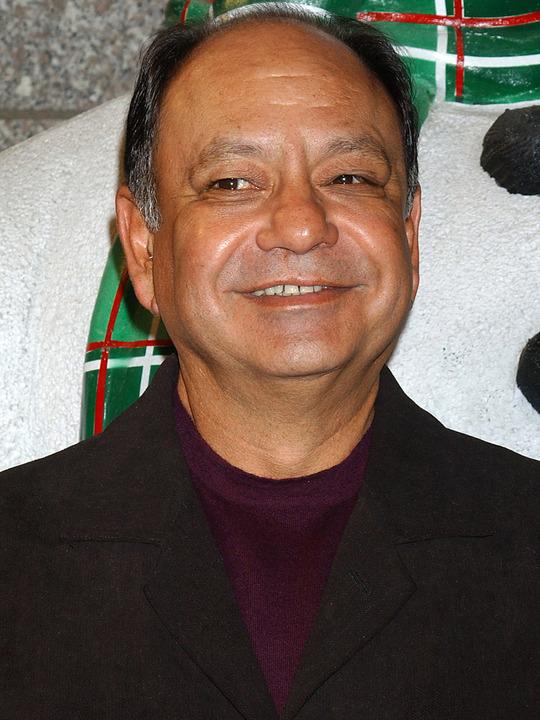 portrait of Cheech Marin