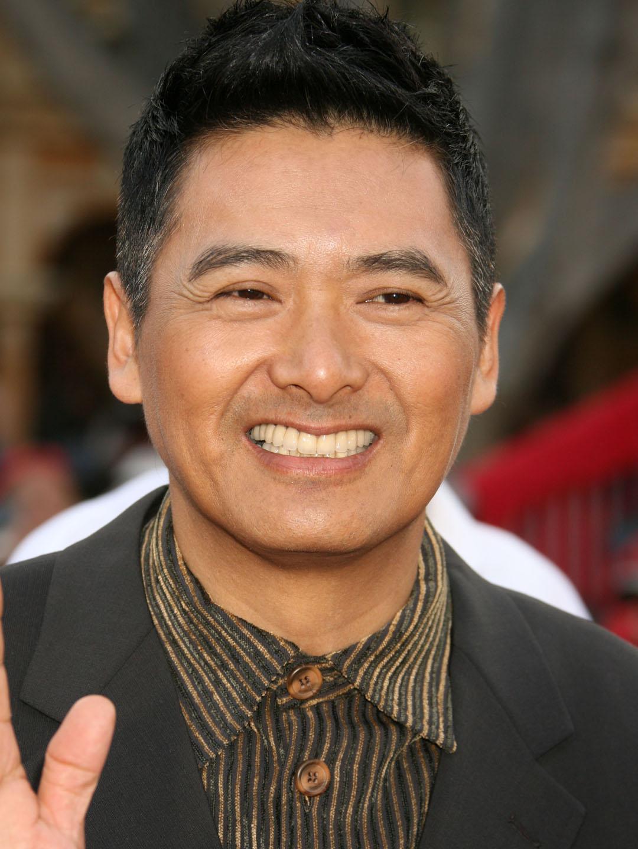 Chow Yun Fat Filme