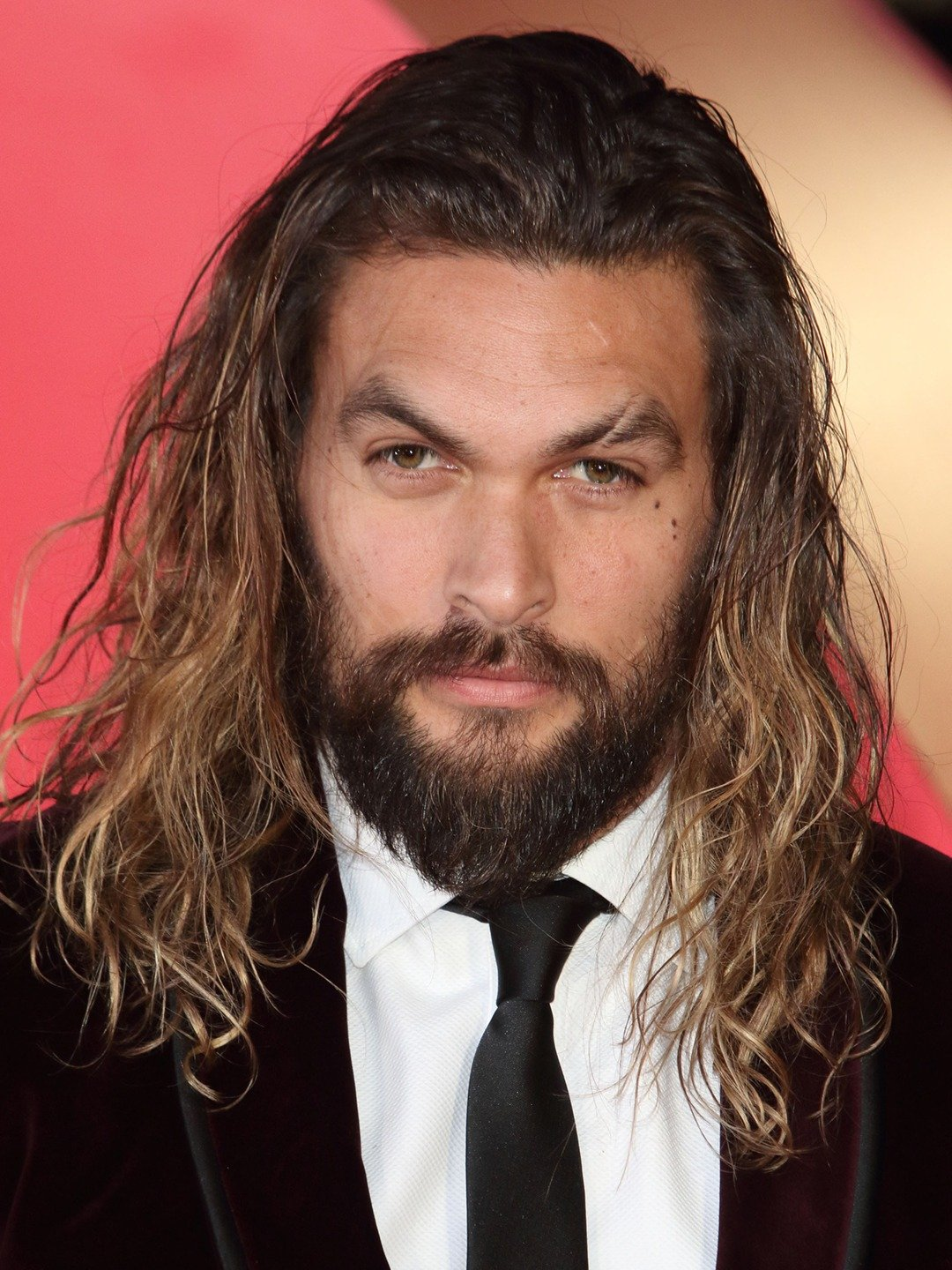 portrait of Jason Momoa