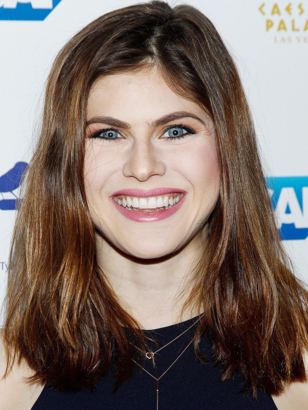 portrait of Alexandra Daddario