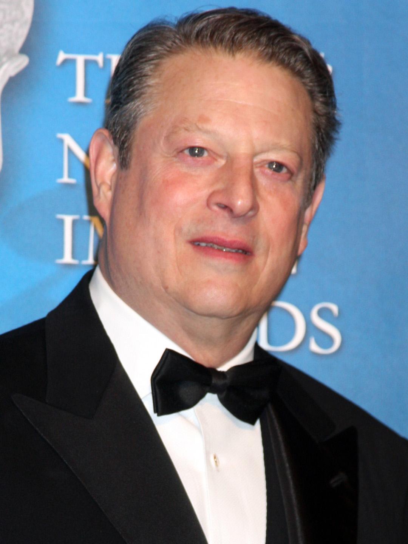 portrait of Al Gore